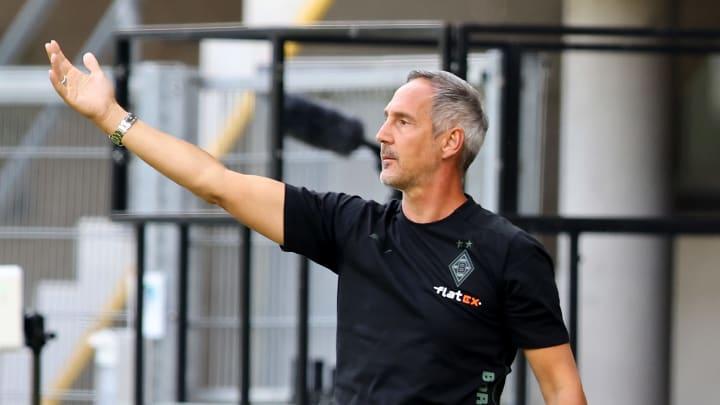 Will nach dem Heimsieg gegen Borussia Dortmund nachlegen: Adi Hütter