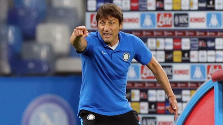 Inter are looking to secure a European place for next season under Antonio Conte
