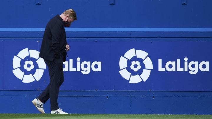 Koeman debe abandonar el FC Barcelona
