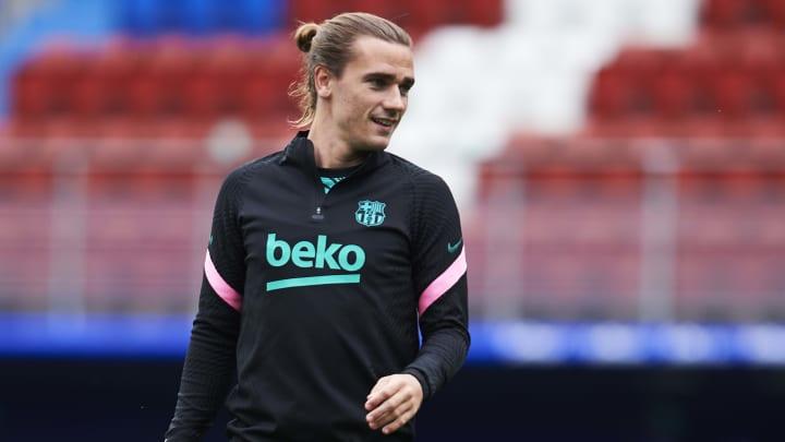 Barcelona Transfer News Griezmann Saul Swap Deal Proposed