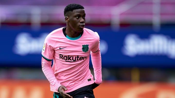Noch im Barça-Dress: RB-Neuzugang Ilaix Moriba