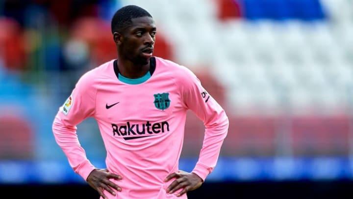 Ousmane Dembélé pas pressé de prolonger son contrat.