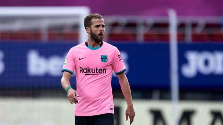 Miralem Pjanić steht in Barcelona vor dem Aus: Schlagen die Bayern zu?