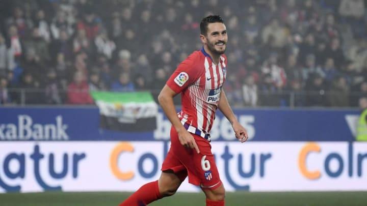 SD Huesca v  Club Atletico de Madrid - La Liga