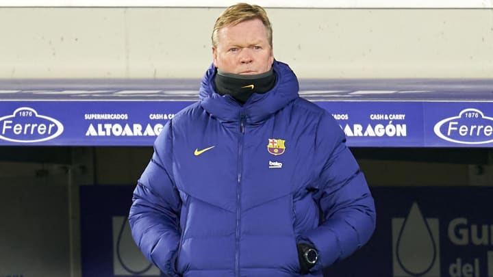 8 strikers Barcelona could turn to as emergency backups