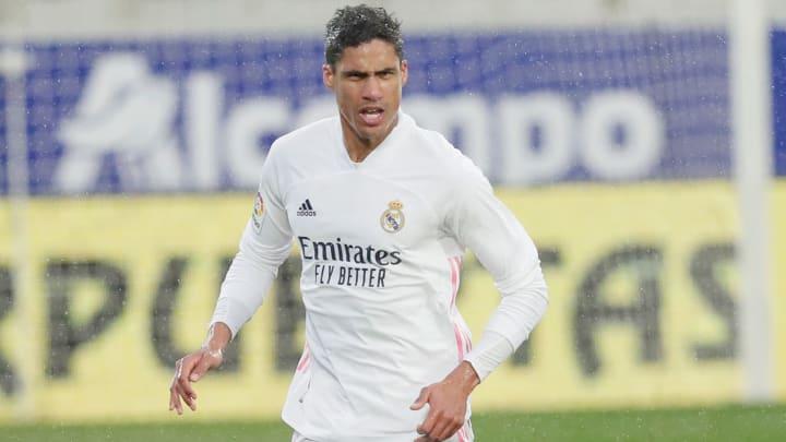 Sauveur du Real contre Huesca, Varane sera bien là contre Getafe