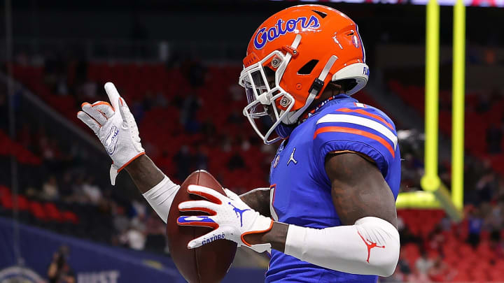 Three of the most likely NFL teams to draft Florida wide receiver Kadarius Toney.