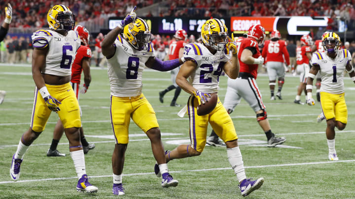 The LSU Tigers are being disrespected by their spot in PFF's preseason college football power rankings.