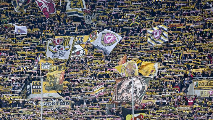 Fans vom Dynamo Dresden
