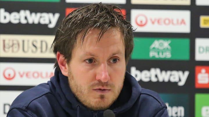 übernimmt eine besondere Aufgabe beim HSV - Hannes Drews