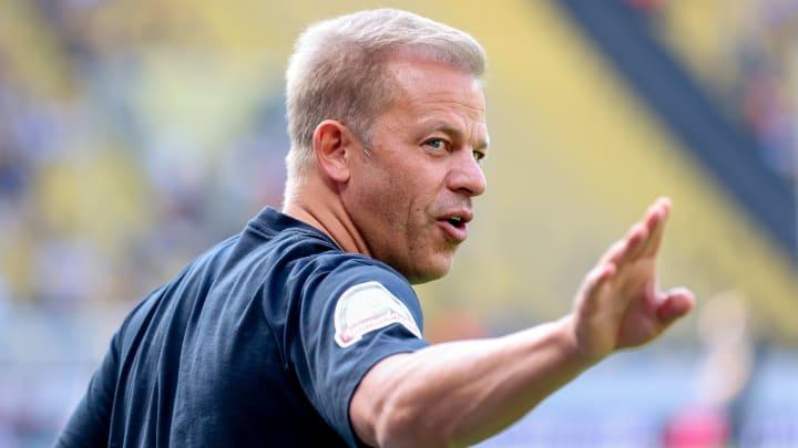 Markus Anfang musste mit Werder zuletzt zwei Pleiten verkraften