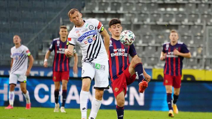 Sturm Graz und Rapid Wien liefern sich immer hart umkämpfte Duelle