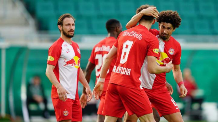 SK Rapid Wien v FC Red Bull Salzburg - tipico Bundesliga