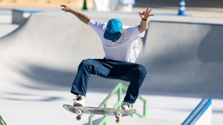 New sports in the Olympics 2021: Skateboarding, surfing and 3x3 basketball are among the first-time events.