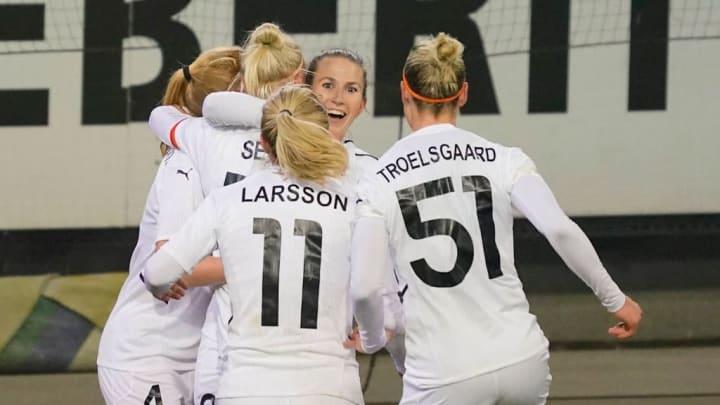 FC Rosengard, Champions Feminina