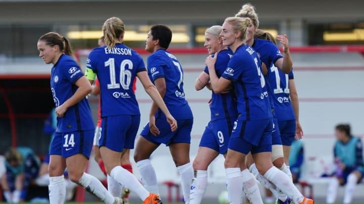 Chelsea Feminino, Champions League