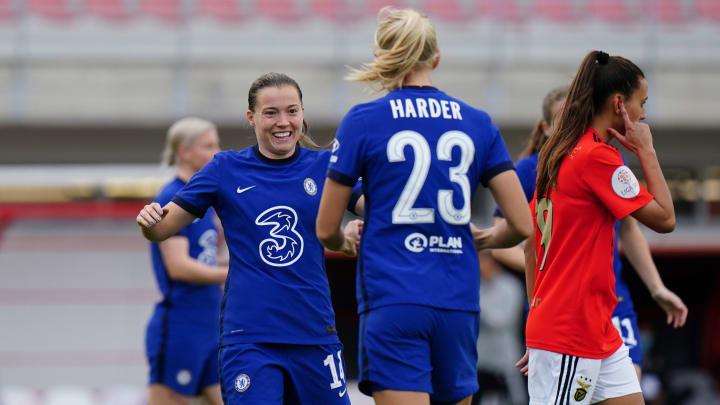 Kirby e Harder pelo Chelsea, Hermoso e Martens no Barcelona e mais: confira quatro duplas que podem decidir as semifinais da Champions Feminina.