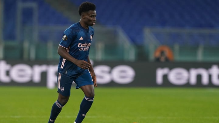 Bukayo Saka ist nicht aus Arsenals Startelf wegzudenken