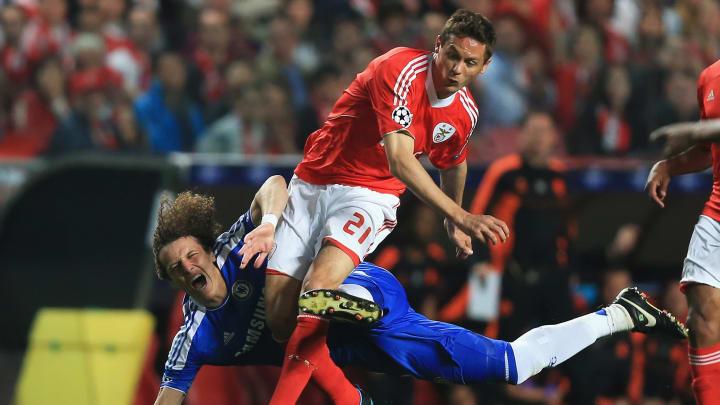 David Luiz, Nemanja Matic