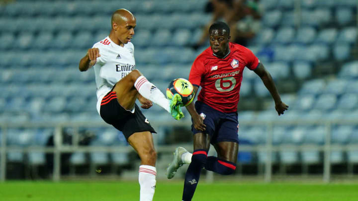 Joao Mario, Timothy Weah Lille Ligue 1