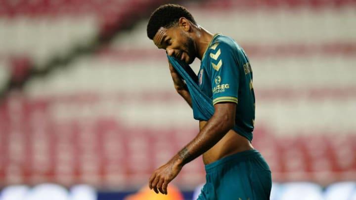 Bruno Viana foi 'rebaixado' no Braga e hoje atua no Braga B.