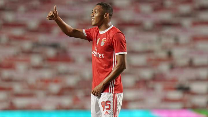 Tottenham Reach Agreement Over Carlos Vinicius Loan