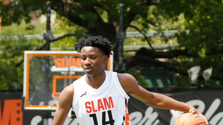 San Antonio Spurs Jonathan Kuminga