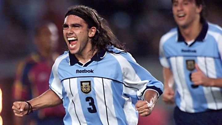 Juan Pablo Sorín River Plate Juventus Champions League Libertadores