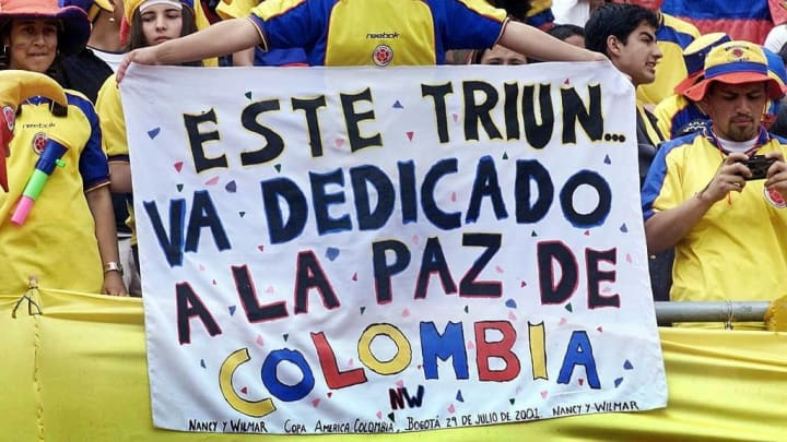 Colômbia México Iván Córdoba Copa América