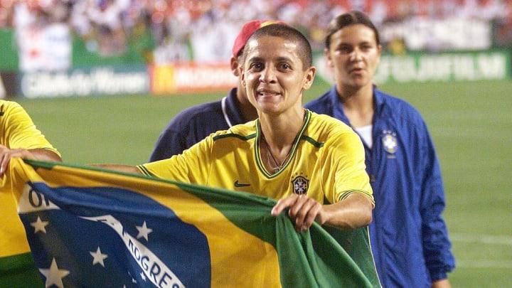 Sissi, uma das craques pioneiras do futebol brasileiro