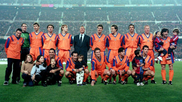 Barcelona's all-conquering side at the start of the 1990s left a legacy beyond a well-stocked trophy cabinet