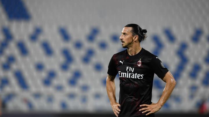 Ibra sul suo futuro al Milan