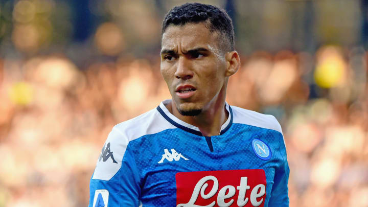 Napoli's defensive midfielder Allan should be a transfer target for Everton