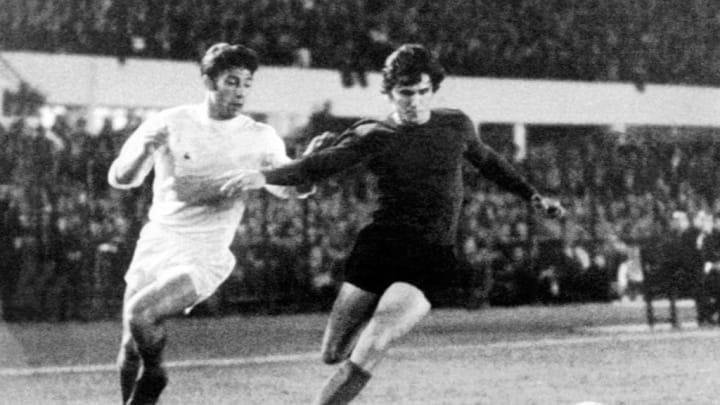Jean Djorkaeff a joué pour les deux clubs dans les années 60