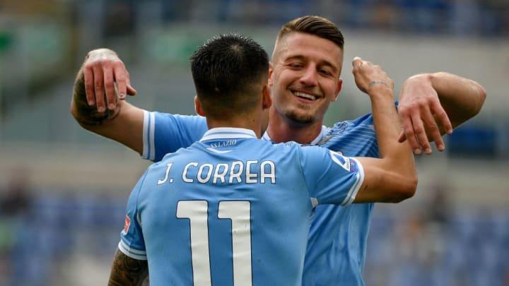 SS Lazio  v Benevento Calcio - Serie A