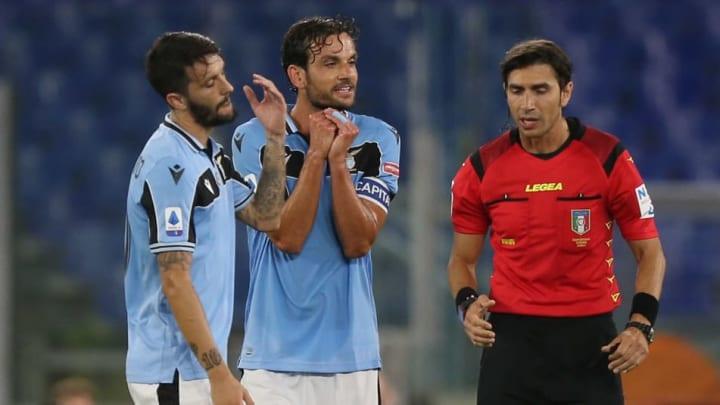 Gianpaolo Calvarese, Luis Alberto, Marco Parolo