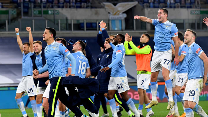 The Eagles soared to victory against AS Roma on Friday night
