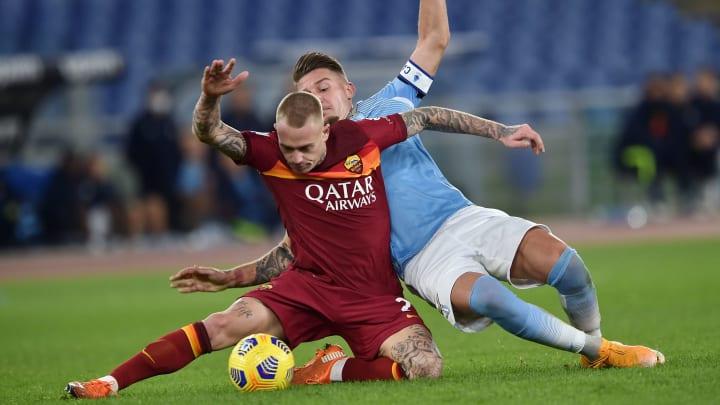 AS Rom - Lazio Rom | Die offiziellen Aufstellungen