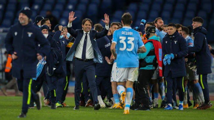 Inzaghi inspired Lazio to an impressive victory