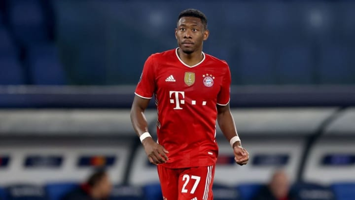 David Alaba Bayern de Munique