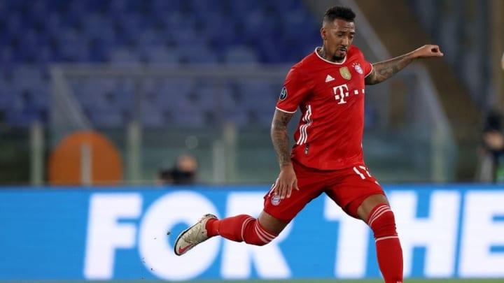 O experiente zagueiro não parece satisfeito com o Bayern de Munique.