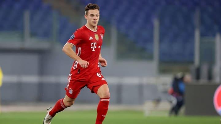 Fehlte dem DFB-Team beim 0:6 in Spanien: Joshua Kimmich