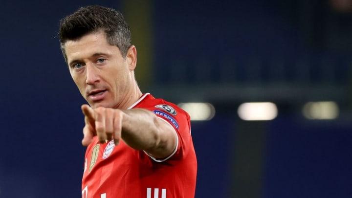"""""""Dich möchte ich"""": Lewandowski brachte zuletzt Silva (und Haaland) als seine Nachfolger bei den Bayern ins Spiel"""
