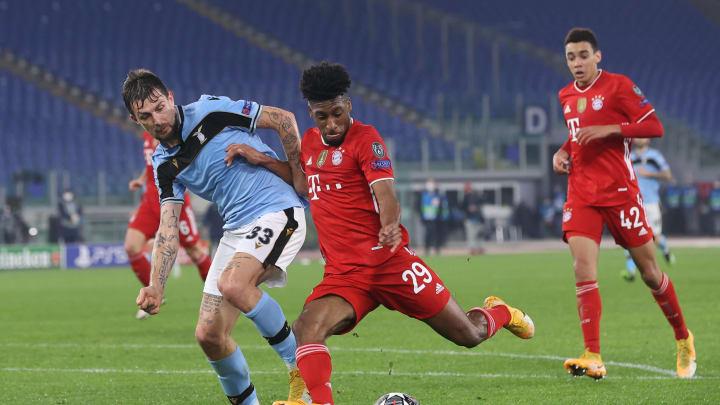 Hat in dieser Bundesliga-Saison bereits so viele Vorlagen gegeben wie in keiner seiner fünf vorherigen Spielzeiten: Kingsley Coman