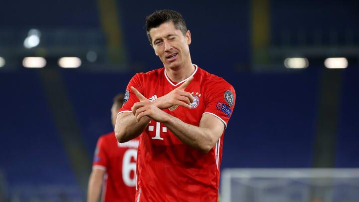 Wurde im letzten Jahr als Weltfußballer ausgezeichnet: Robert Lewandowski