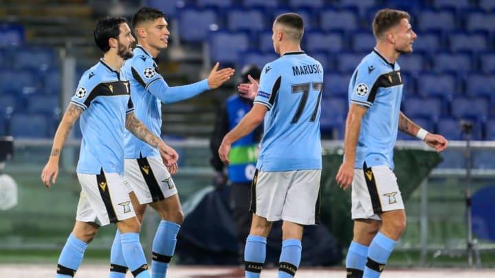 SS Lazio v Club Brugge KV: Group F - UEFA Champions League
