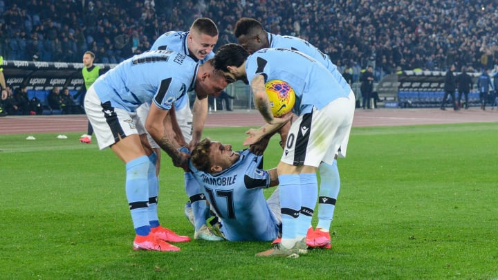 Unbeaten Run Inspires Lazio Serie A Title Charge: Season Highlights