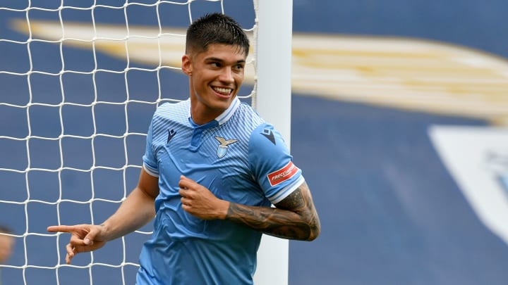 Joaquin Correa could be heading to the Premier League