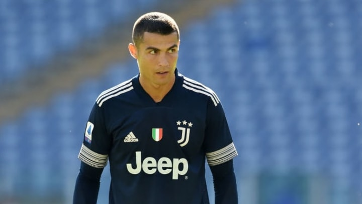 Cristiano Ronaldo is second in the Serie A scoring charts this season, behind only Zlatan Ibrahimovic