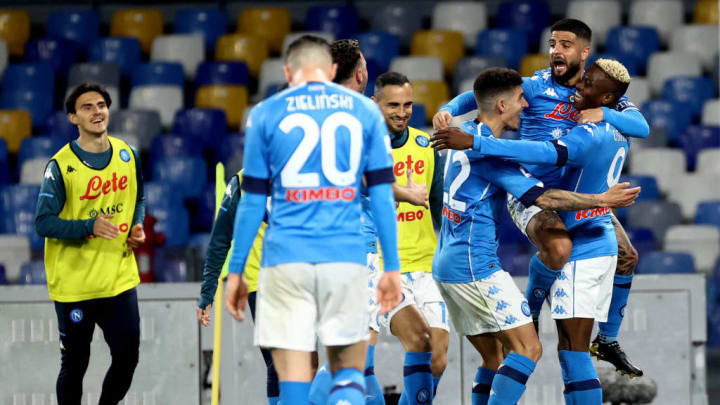 Napoli, Serie A Tim